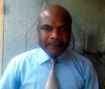 Doctor Chibueze Anugwom