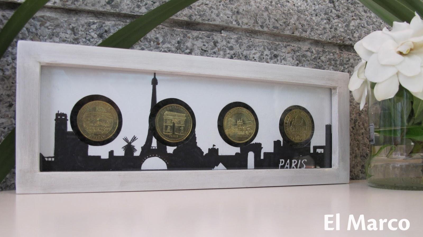 El Marco: Enmarcado de Monedas