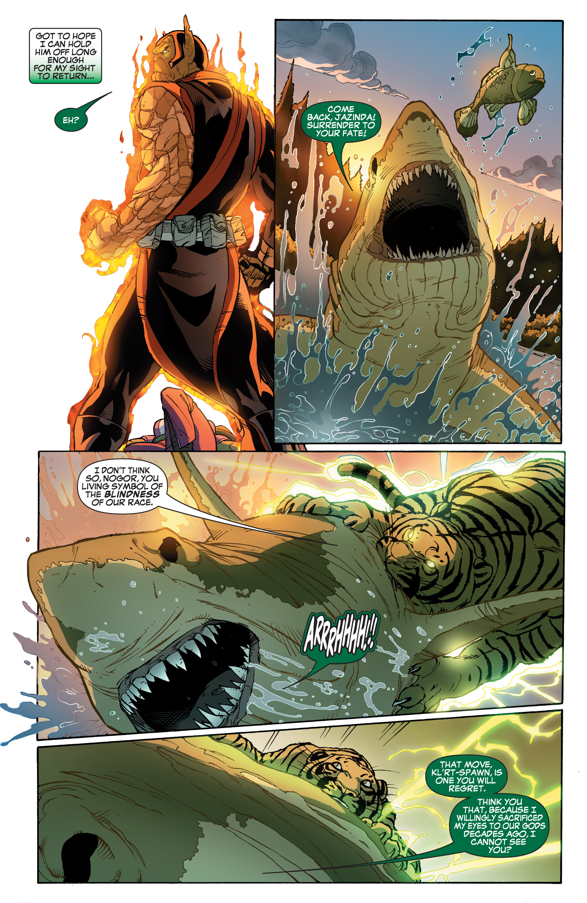 Read online She-Hulk (2005) comic -  Issue #33 - 17