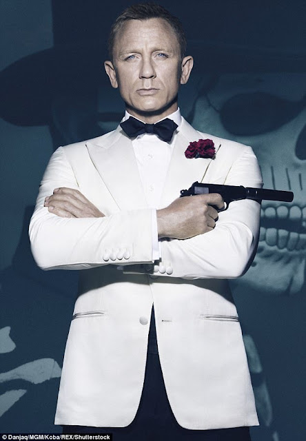 """""""Daniel Craig set to act his 7th 'James Bond' Movie only after been offered $135 Million"""""""