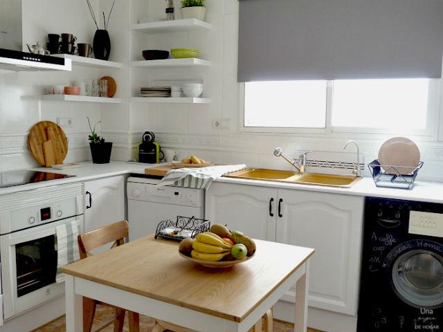 Una Pizca de Hogar: Reforma de mi cocina sin obras