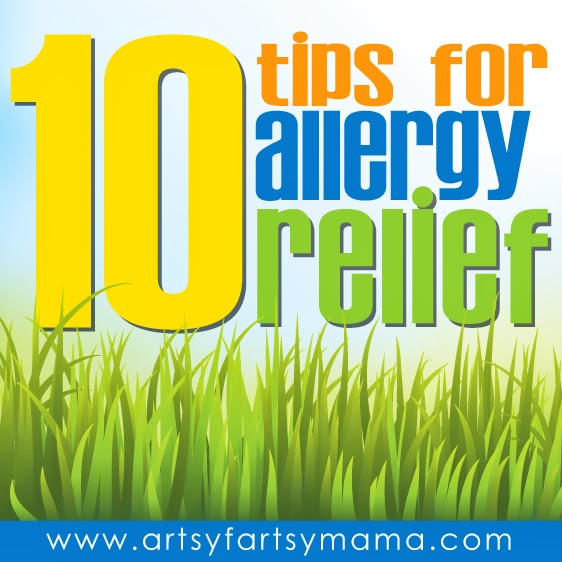 10 Tips for Allergy Relief