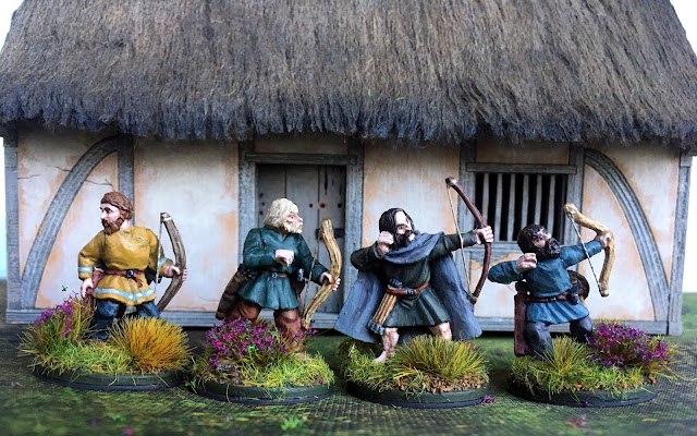Old Glory 28mm Dark Age Miniatures for SAGA