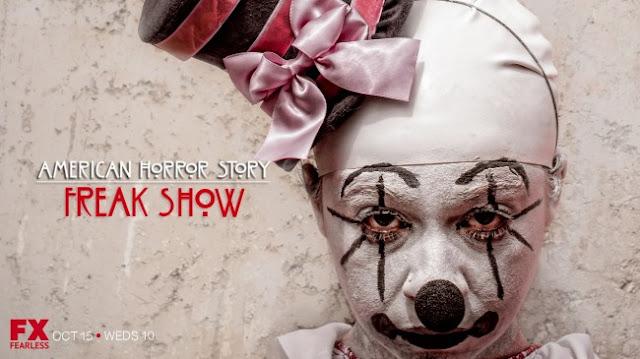 American horror story: Freak Show (4º temporada)
