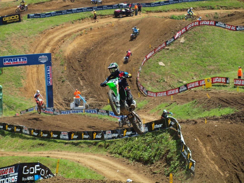 Chad Reed High Point 2014