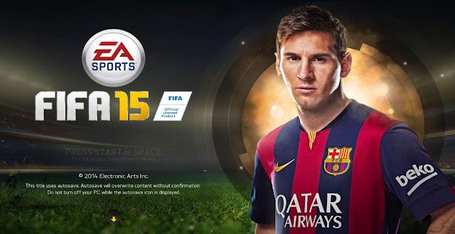 Title เกมส์ FIFA 15