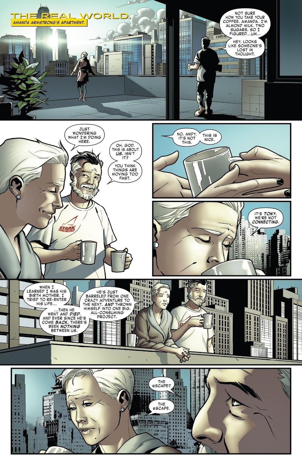Read online Tony Stark: Iron Man comic -  Issue #6 - 3