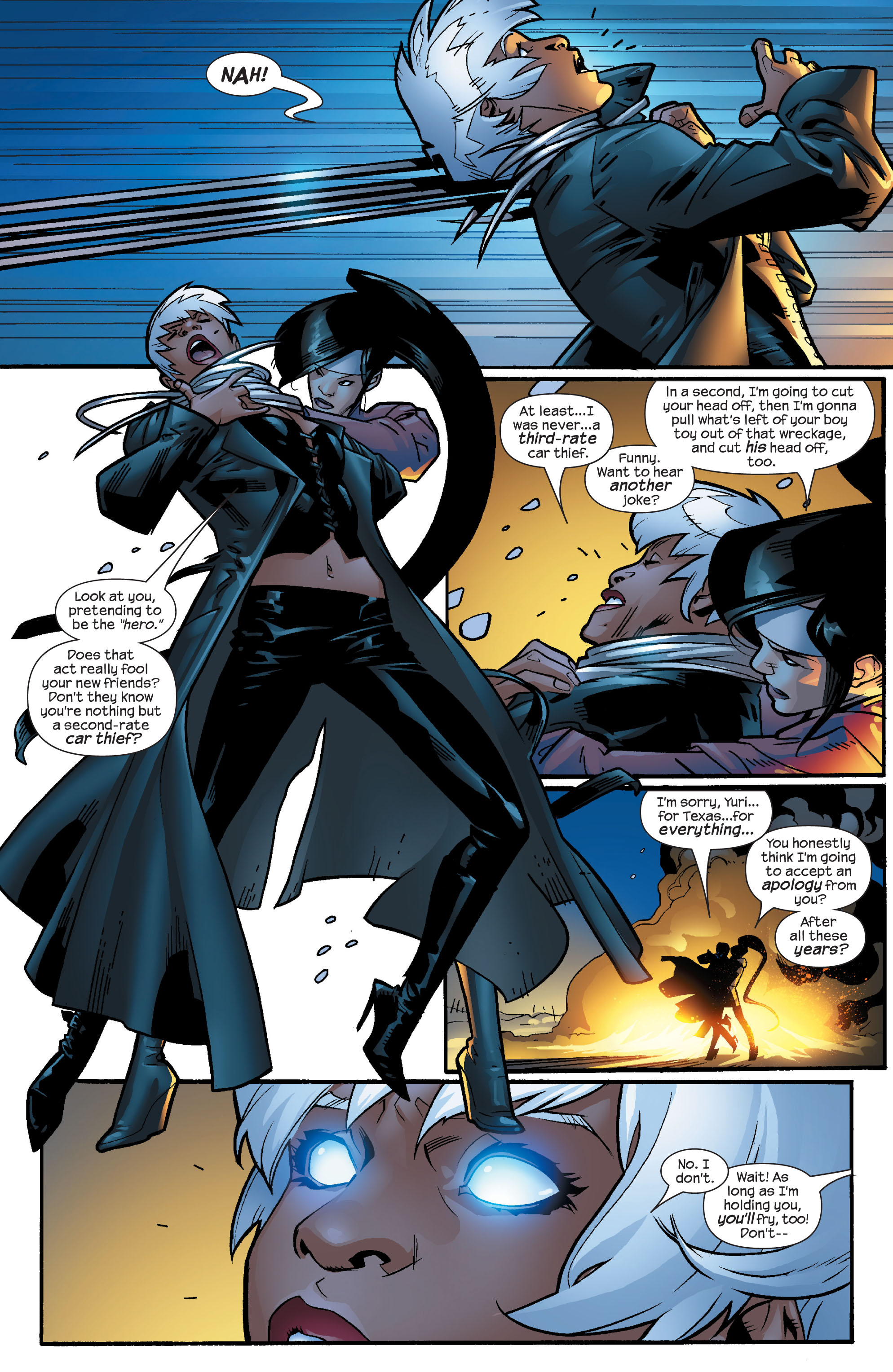 Read online Ultimate X-Men comic -  Issue #60 - 17