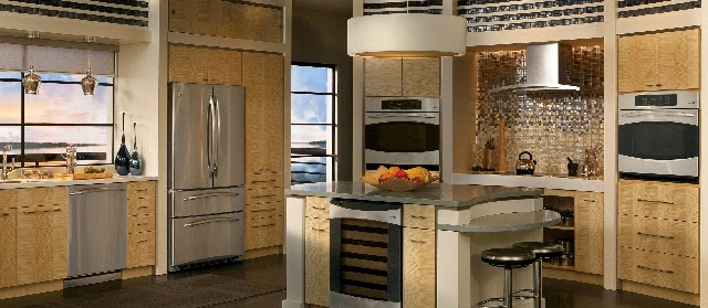 Contemporary Large Kitchen Designs