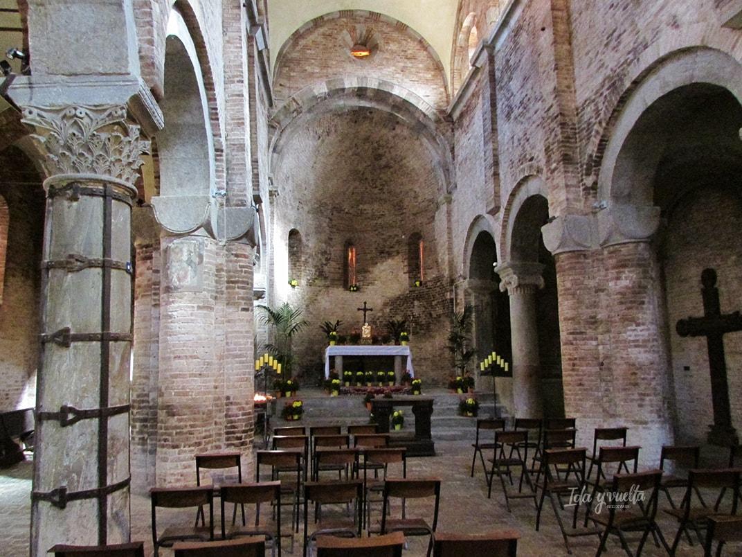 Santo Stefano, Bolonia   Ida y Vuelta