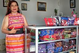 Fin Watutamata Sediakan Stok Tais Tanimbar Sambut MTQ XXIX