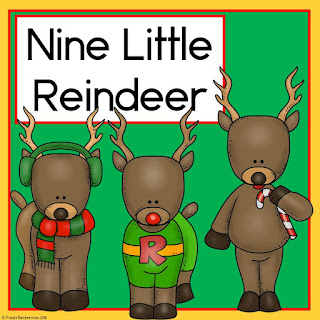 https://www.teacherspayteachers.com/Product/Nine-Little-Reindeer-a-Christmas-Counting-Book-2899381
