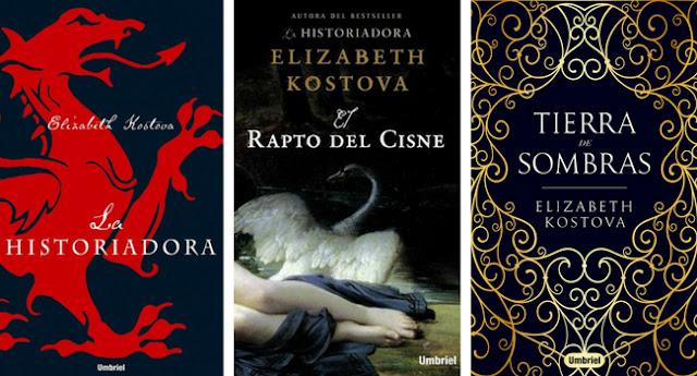 Las novelas de Elizabeth Kostova