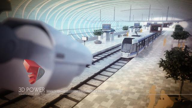 Dholera Smart City 3D walkthrough