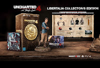 Uncharted 4: A Thief's End - Libertalia Collector's Edition