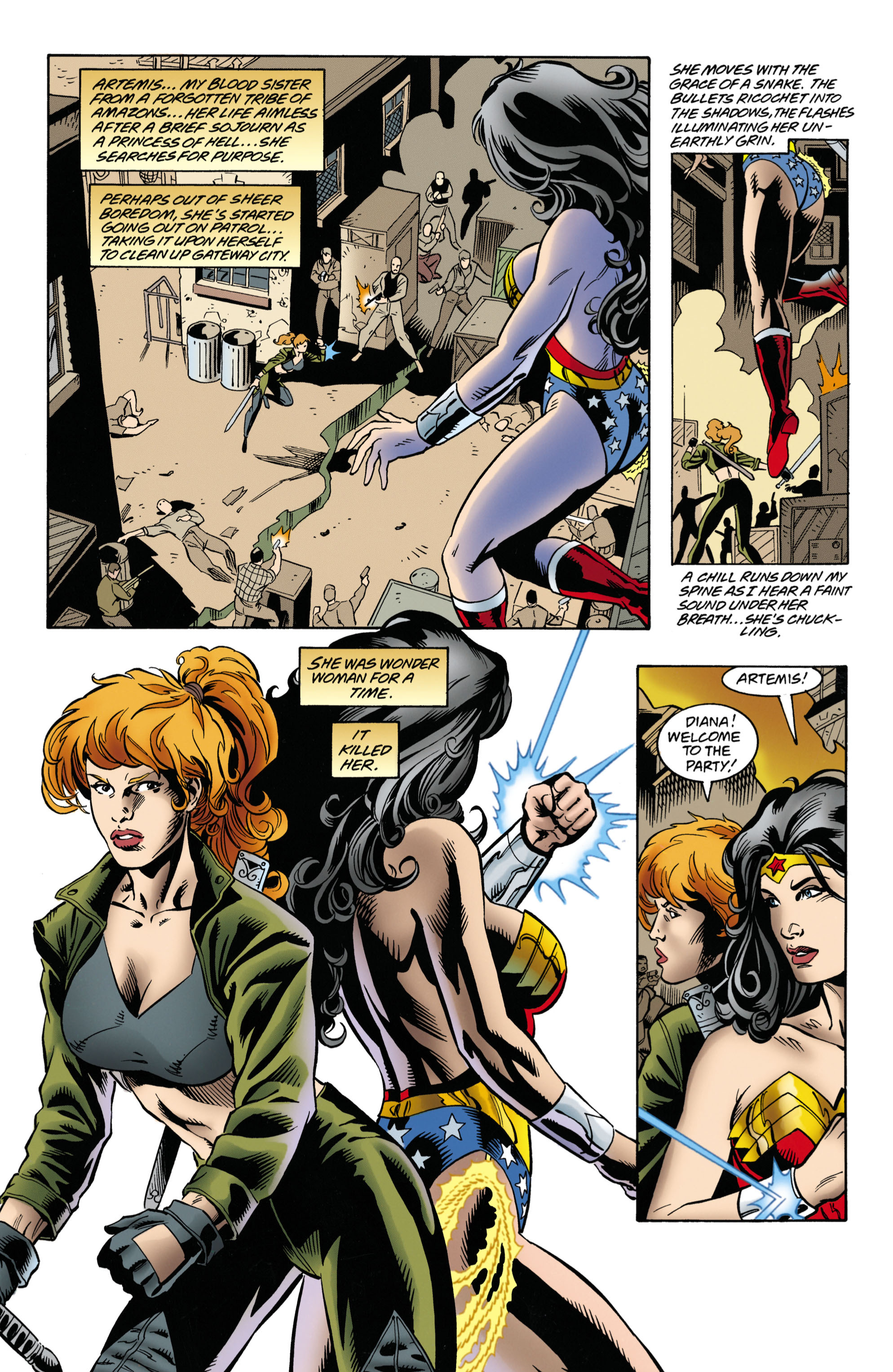 Read online Wonder Woman (1987) comic -  Issue #139 - 4