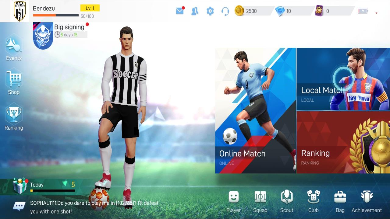 Best Games For Android 2020.Best New Football Android Games 2019 2020 400 Mb
