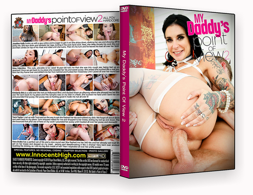 CAPA DVD – My Daddy's Point Of View 2 xxx 2018 – ISO