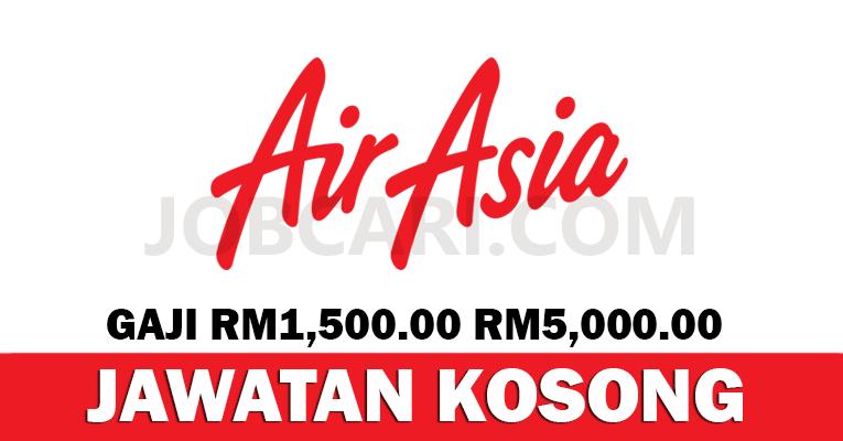 Jawatan Kosong di AirAsia Berhad