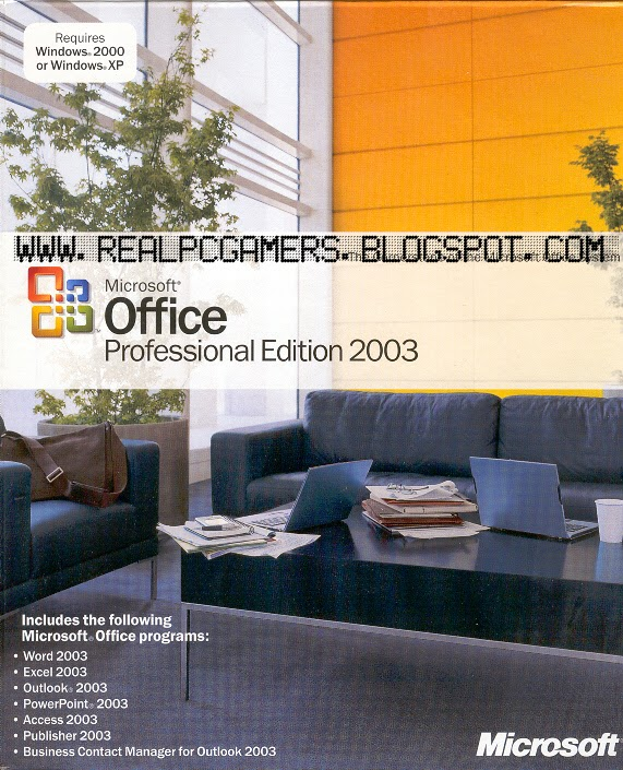 625) Microsoft Office 2003 Portable Version Free Download