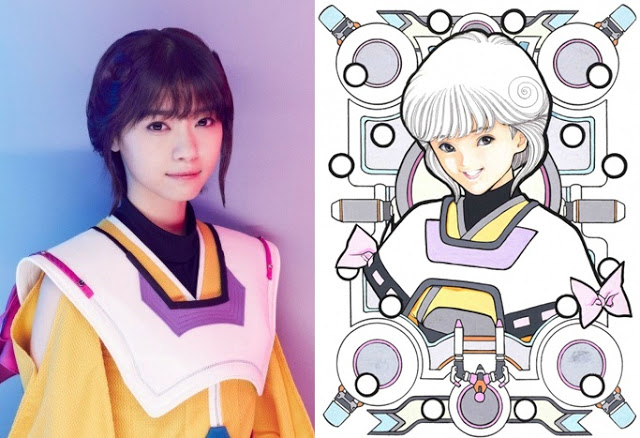 """Nogino Nishino Nanase Starring TV Drama Tokyo """"Denei Shoujo -VIDEO GIRL AI 2018-"""""""