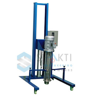 homogenizer mixer machine
