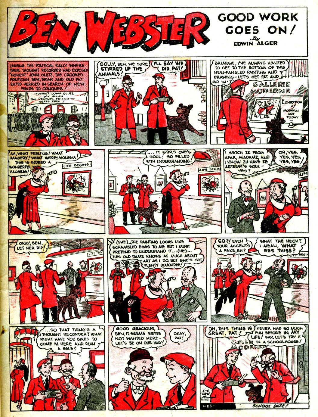 Read online All-American Comics (1939) comic -  Issue #6 - 13