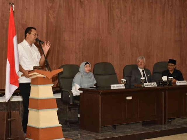 Fokus Kelola Limbah di NTB, Zulkieflimansyah Hadiri Workshop Waste Management