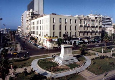 ميدان المنشية بالاسكندرية
