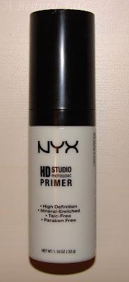 PRIMER DE FATA - NYX HD Studio
