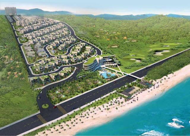 Dự án Sentosa Villa Mũi Né