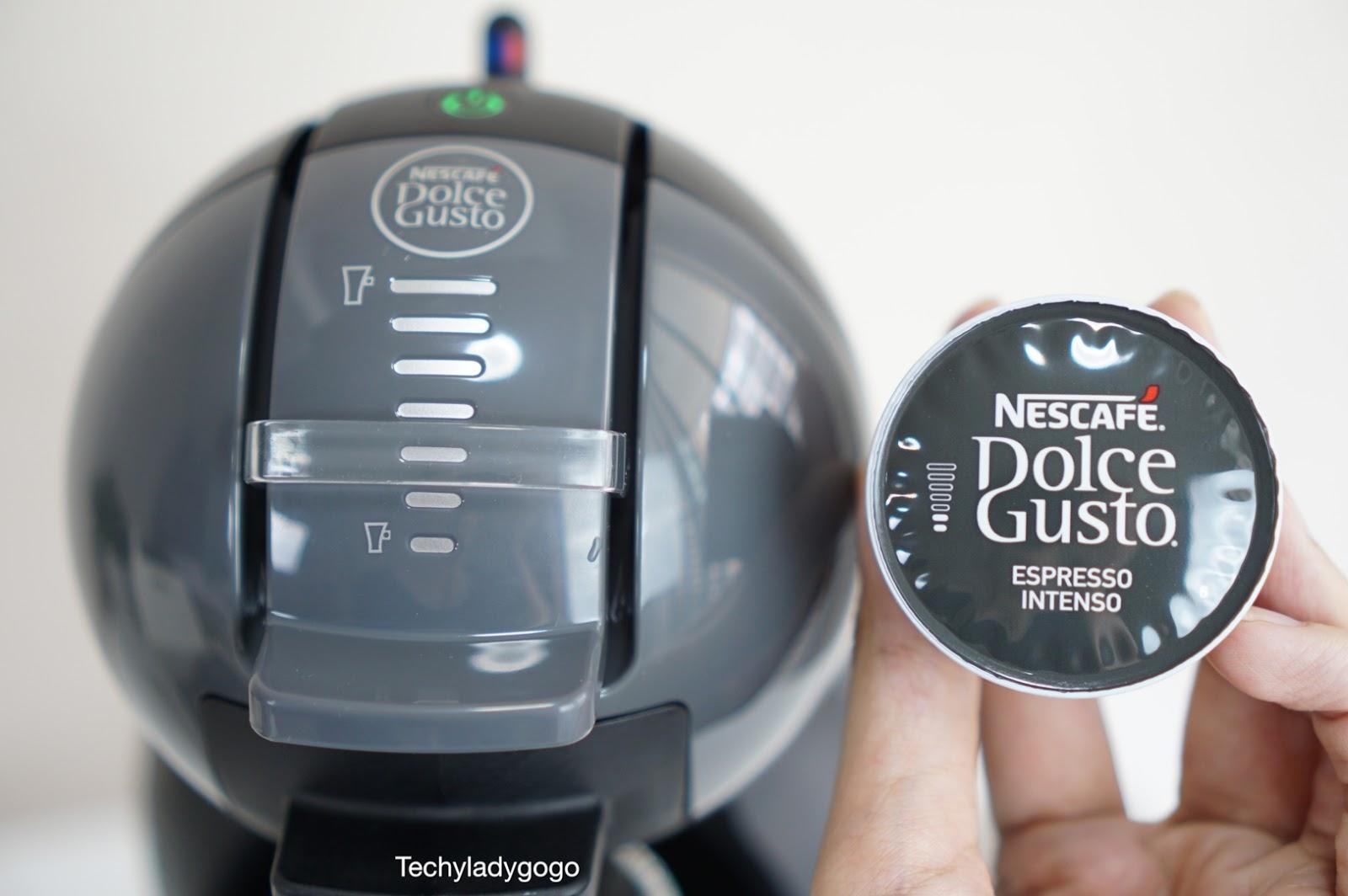 NESCAFÉ Dolce Gusto รุ่น Mini Me เครื่องชงกาแฟแคปซูล เนสกาแฟ ดอลเช่ กุสโต้ รุ่น มินิมี nescafe ดอยเช่ กุลโต้