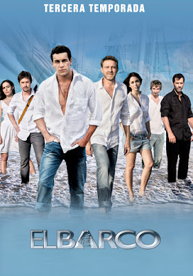 El Barco (TV Series) S03 DVD R2 PAL Spanish