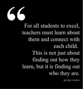 Image result for building relationships with students quotes