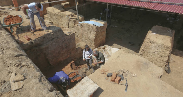 Human bones from Tartessos civilization found in Spanish province of Badajoz