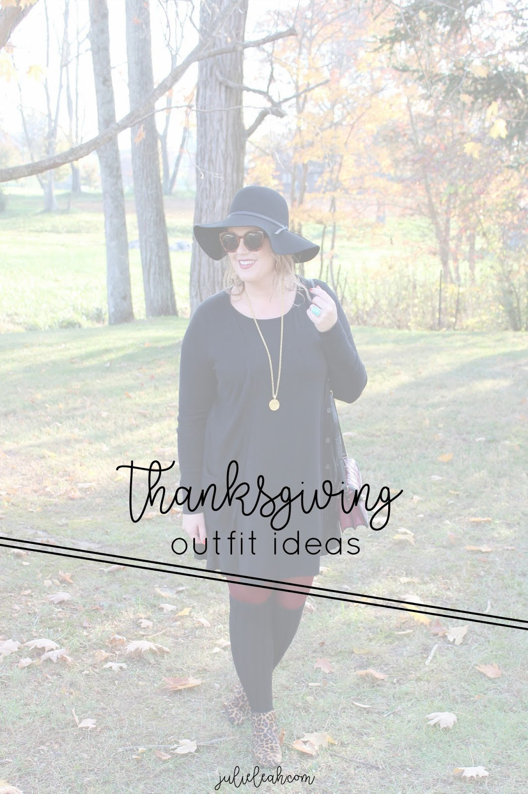 Outfit ideas for Thanksgiving