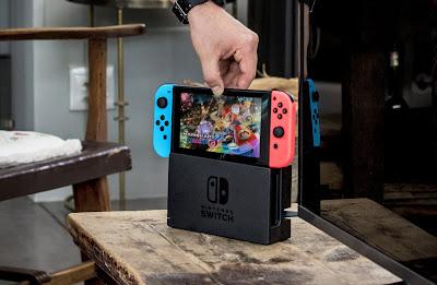 Las posibilidades de Nintendo Switch