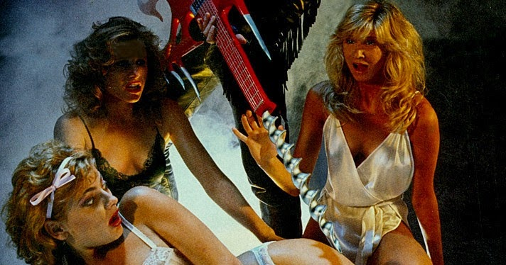 The Terrible Claw Reviews: HubrisWeen, Day 19: Slumber ...