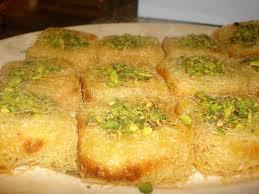 طريقة عمل كنافة بالقشطة (الكريمة) بالفيديو الشيف أحمد القاضى   kunafa recipes