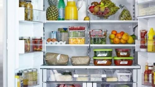 سيدتي يجب عليكي وضع عملة معدنية في الثلاجة قبل خروجك من المنزل.... لكي تحافضي على ....