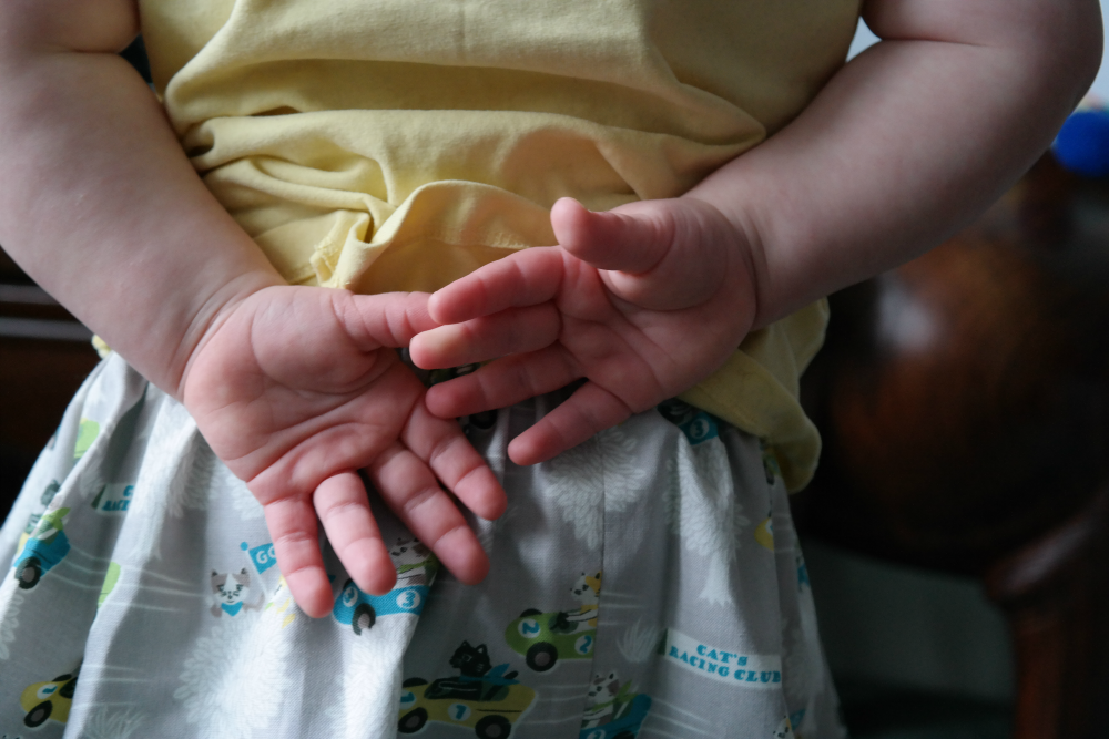 This Little Big Life: Toddler Hands