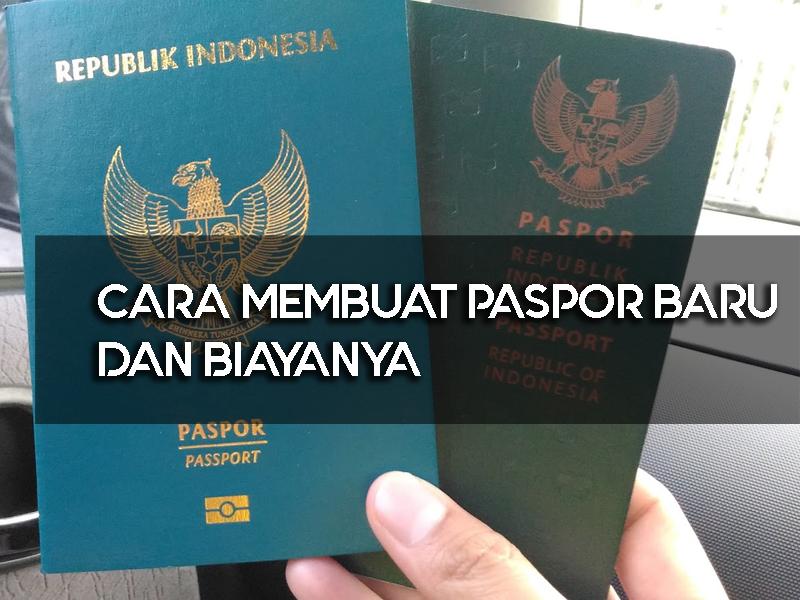 Cara Membuat Paspor Baru
