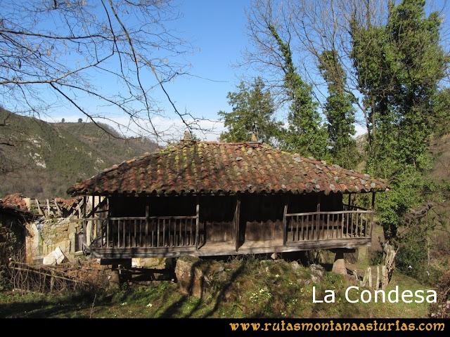 Ruta Linares, La Loral, Buey Muerto, Cuevallagar: Panera en La Condesa