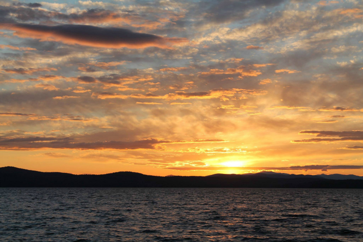 5 Things I Need to Make Time For - watching sunsets