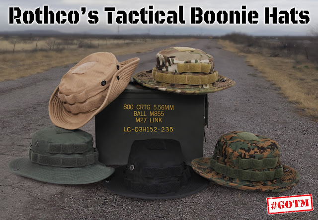 The Tactical Boonie #GOTM