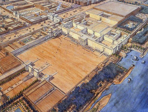 capital city of Akhetaton