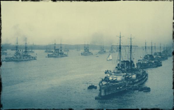 düşman donanmasının çanakkaleye gelişi ile ilgili görsel sonucu