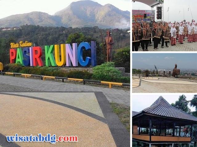 Kampung Wisata Kreatif Pasir Kunci, Destinasi Kekinian di Bandung Timur