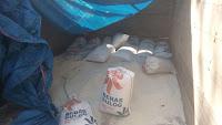 Disinyalir Bermasalah, TRC Polsek Ambalawi Amankan Dua Truck Raskin