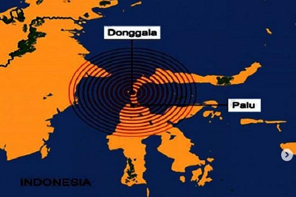 Foto & Video Gempa Tsunami Palu Donggala Sulawesi Tengah, Indonesia